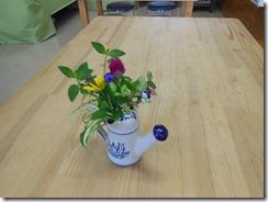 7月28日食卓の花伊藤さん 003